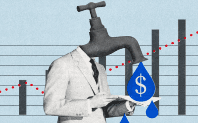 Clean water is a human right. In America it's more a profit machine